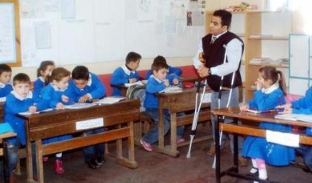 Engelli öğretmen ataması tercih günleri belli oldu