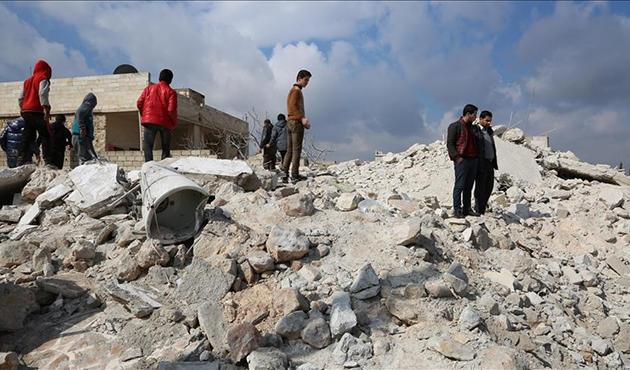 Suriye'de Esed rejiminin ateşkes ihlalleri devam ediyor