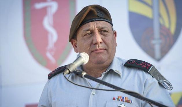 İsrail Genelkurmay Başkanından 'Gazze' uyarısı