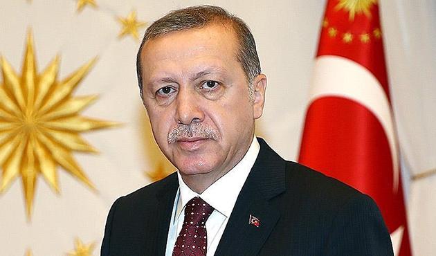 Cumhurbaşkanı Erdoğan'dan 'Nevruz' mesajı