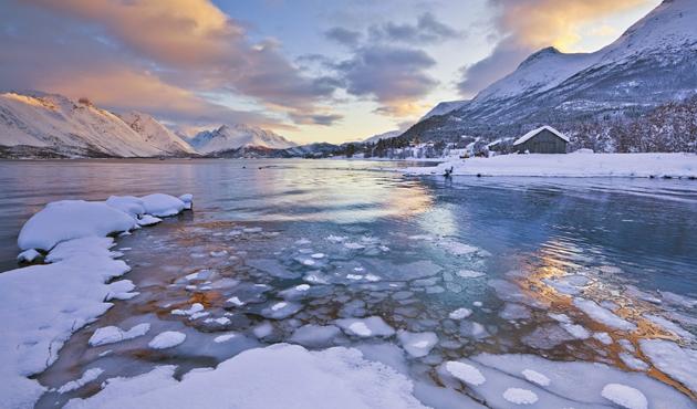 Arktik buz örtüsünde rekor düşüş