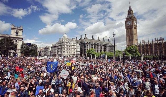 İngiltere'de 'Brexit' yanlısı milletvekilinden istifa kararı