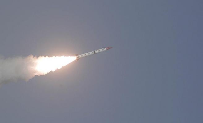 Güney Kore'den balistik füze denemesi