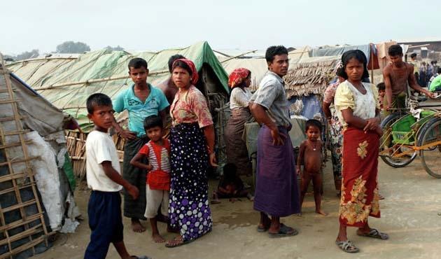 Hindistan Arakanlı Müslümanları sınır dışı ederse...