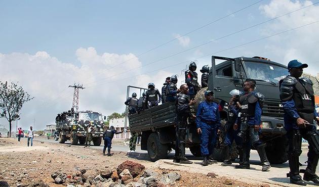 Kongo'da BM Barış Gücü askeri öldürüldü