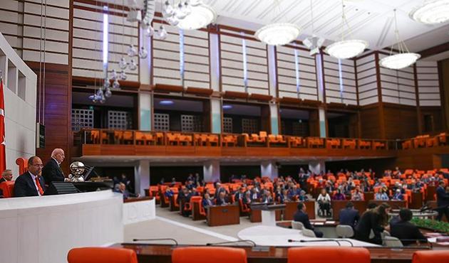 Meclis tatile giriyor