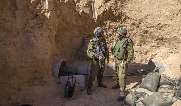 Mısır ordusu, Gazze sınırındaki tünelleri yıktı