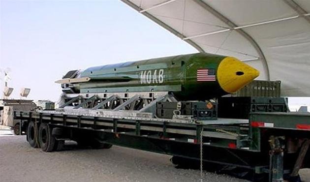 'Bombaların anası' ve ABD'nin askeri stratejisi | ANALİZ