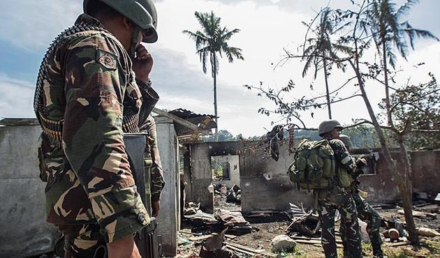 Filipinler'de uyuşturucu operasyonlarında 13 şüpheli öldürüldü