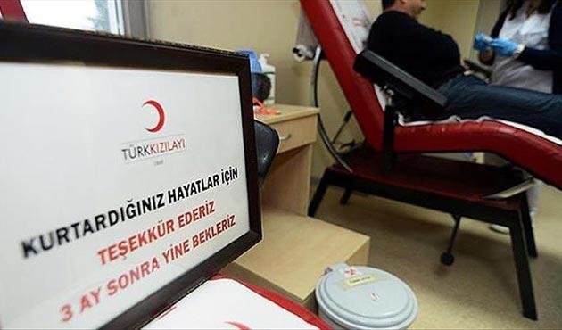 Türk Kızılayından kan bağışı çağrısı