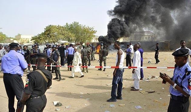 Nijerya'da iki ayrı patlamada en az 20 ölü