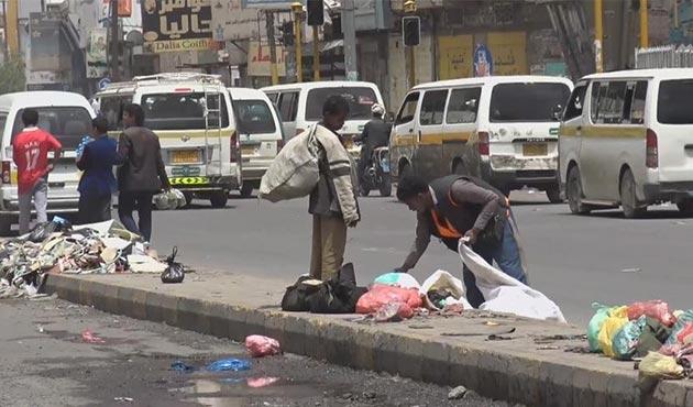 Savaşın pençesindeki Yemen'de şimdi de kolera alarmı