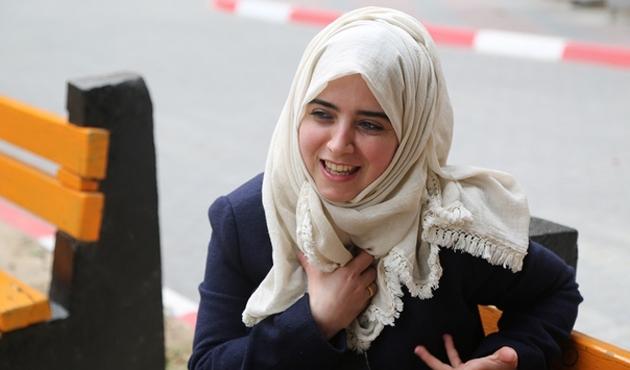 'Türkiyeli Öğrenci, Gazze'de Okuyarak İsrail'in Ablukasıyla Mücadele Ediyor'