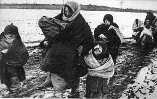 Kırım Tatar sürgünü ve soykırımının 73. yılı