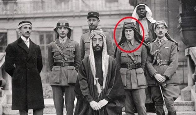 Arap isyanını organize eden ünlü İngiliz casus Lawrence öldü
