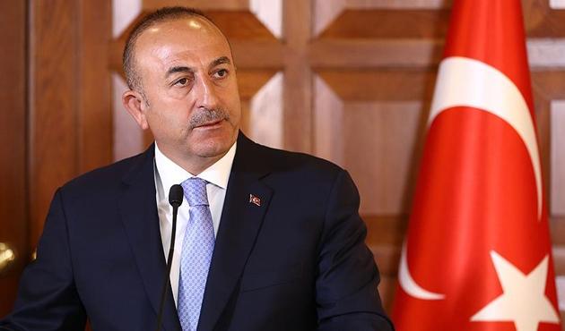 Çavuşoğlu'nun Mescid-i Aksa diplomasisi sürüyor