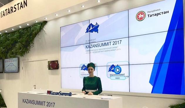 Tataristan'da KazanSummit-2017 forumu