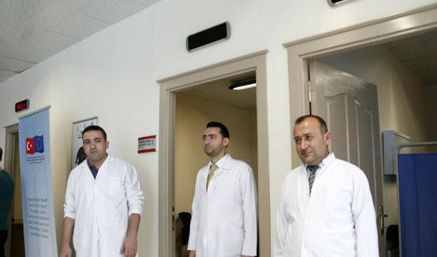 Kilis'te Göçmen Sağlığı Merkezi açıldı