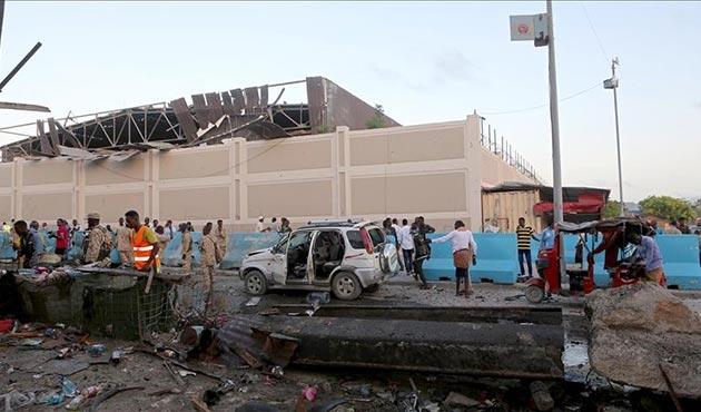 Somali'de restorana intihar saldırısı: 4 ölü