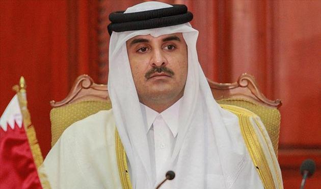 Katar Emiri Al Sani CENTCOM Komutanı Votel ile görüştü