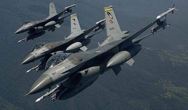 Şırnak'ta hava destekli operasyonda 9 PKK'lı yok edildi
