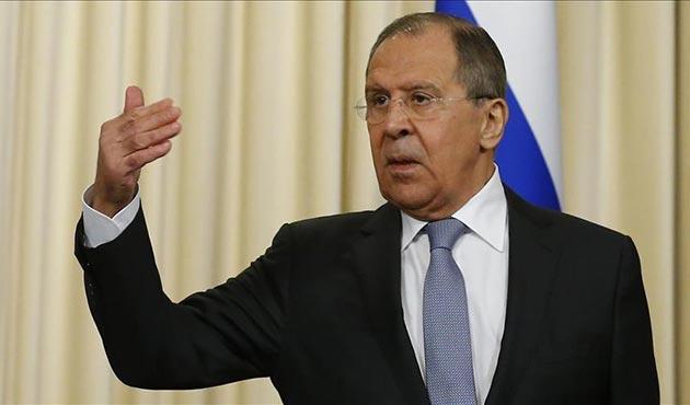 Lavrov: ABD, renkli devrim mantığıyla hareket ediyor
