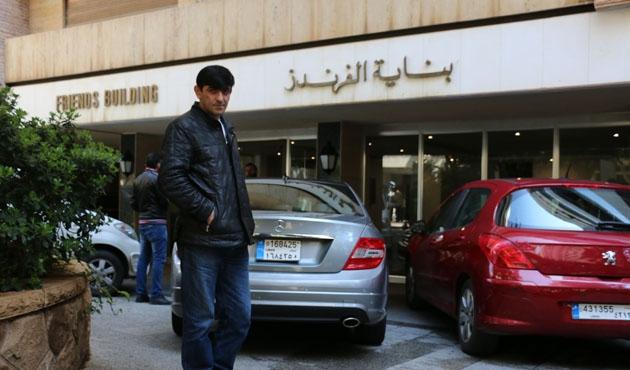 Lübnan'ın Mardinli kapıcıları