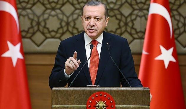 Erdoğan'dan Malazgirt Zaferi'nin yıl dönümü mesajı