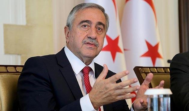 Akıncı: Kıbrıs'ta çözüme ulaşmak hala mümkün