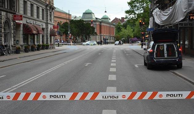 Danimarka'da terör paniği