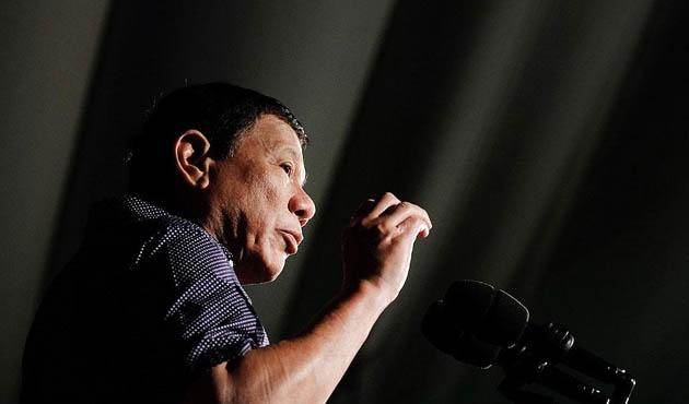 Duterte'den orduya 'Marawi' talimatı