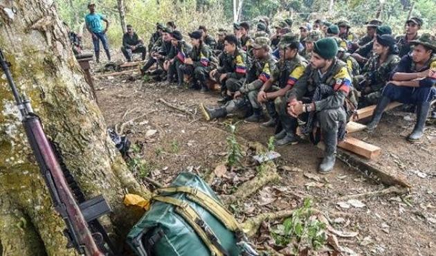 Kolombiya'da hükümet ve FARC temsilcileri bir araya geldi