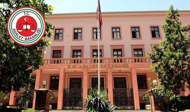 Adalet Bakanlığı'nda görev değişiklikleri
