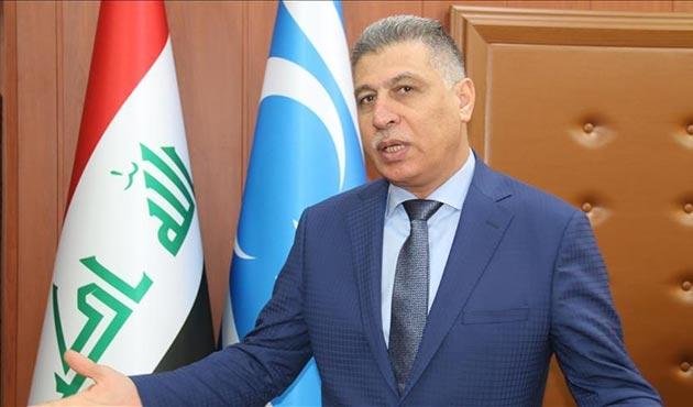 Salihi: Kerkük'le ilgili anlaşmalarda Türkmenler devre dışı bırakılamaz