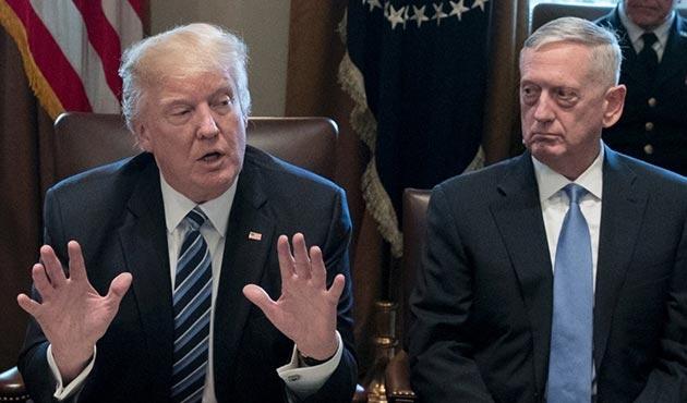 Mattis'ten Trump'u kızdıracak 'Kuzey Kore 'cevabı