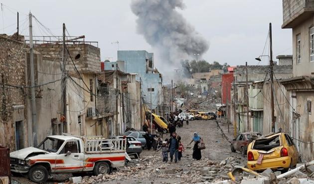 Irak Eski Şehir'e operasyon başladı