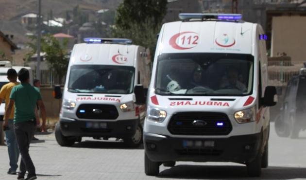 Ardahan'daki trafik kazasında 2 asker yaralı