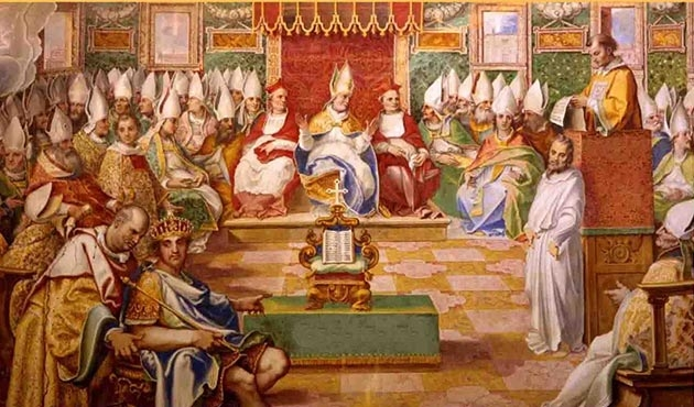 İznik Konsili toplandı