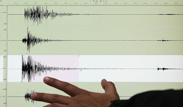 Çin'de 6,9 şiddetinde deprem
