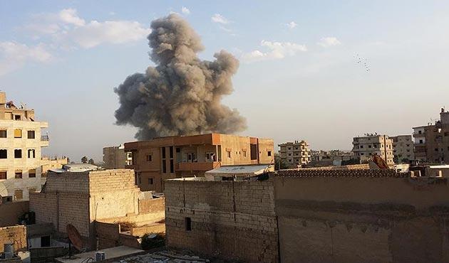 Rakka'da son iki günde 84 sivil öldü