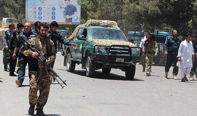 Afganistan'daki operasyonda 14 DEAŞ üyesi öldürüldü