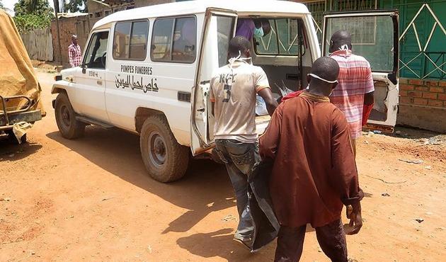 Orta Afrika'daki çatışmada onlarca ölü