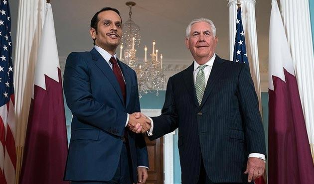 Al Sani: ABD, krizin barışçıl yollarla çözülmesini destekliyor