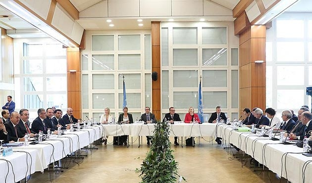 10 gün süren Kıbrıs müzakerelerinden sonuç çıkmadı