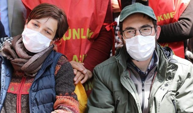 Semih Özakça'ya sağlık sorunları gerekçesiyle tahliye