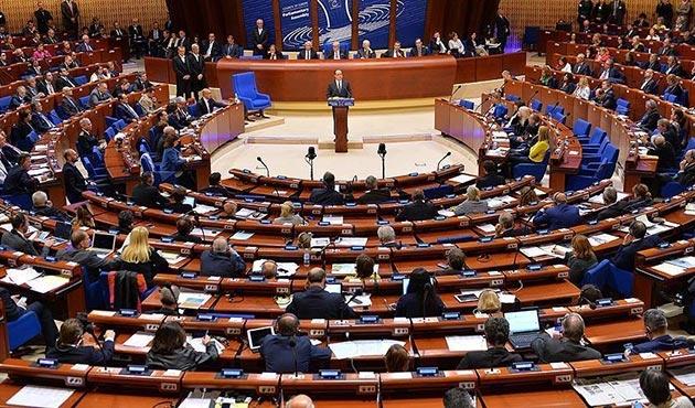 Avrupa Konseyi'nde 'terörle mücadele' oturumu