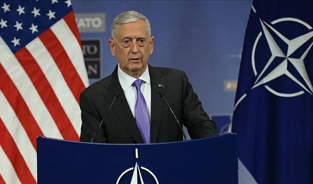ABD Savunma Bakanı Mattis Irak'ta