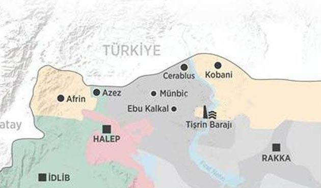 ABD'nin YPG yatırımı ve Afrin denklemi | ANALİZ
