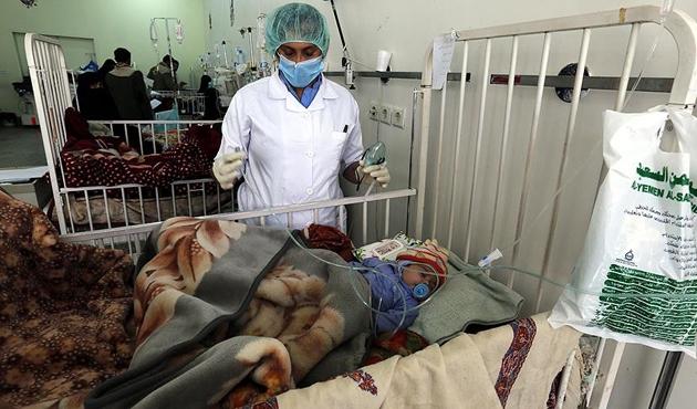 Yemen'deki kolera salgını ile ilgili korkutan tahmin