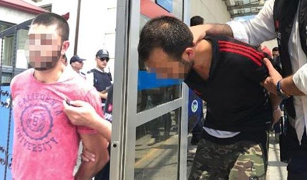 Sakarya'da Suriyeli anne ve bebeğini katleden 2 kişi tutuklandı
